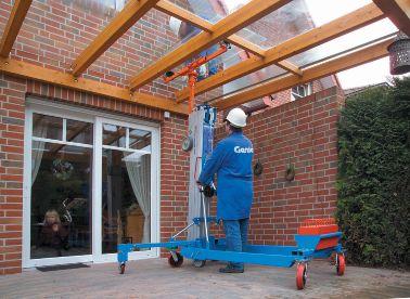 Material Lift Counter Balance SLK25