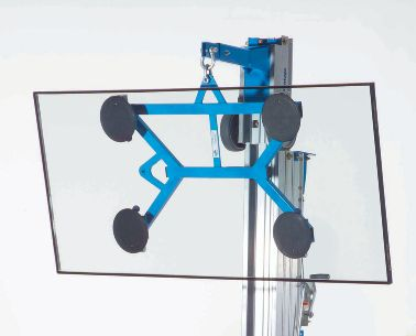 Glass Lift Attachment (In Line) WSB 200kg SWL