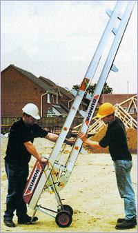 Bumpa Hoist - 10m - Petrol 80kg SWL