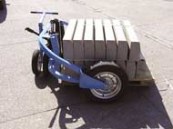 Pallet Truck All Terrain Electric 1.2t SWL