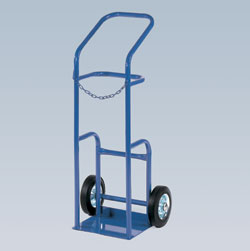Gas Bottle Trolley - Single