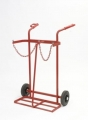 Gas Bottle Trolley Double (Small / Large)
