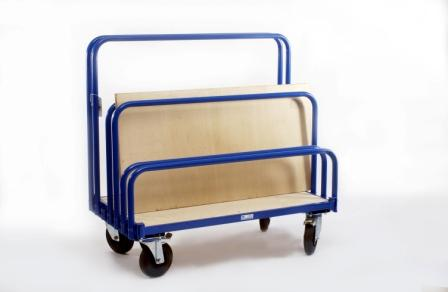 Rental Spec RS7048 4-Wheel Board Trolley 350Kg SWL