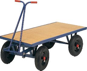 Turntable Truck - 500kg SWL