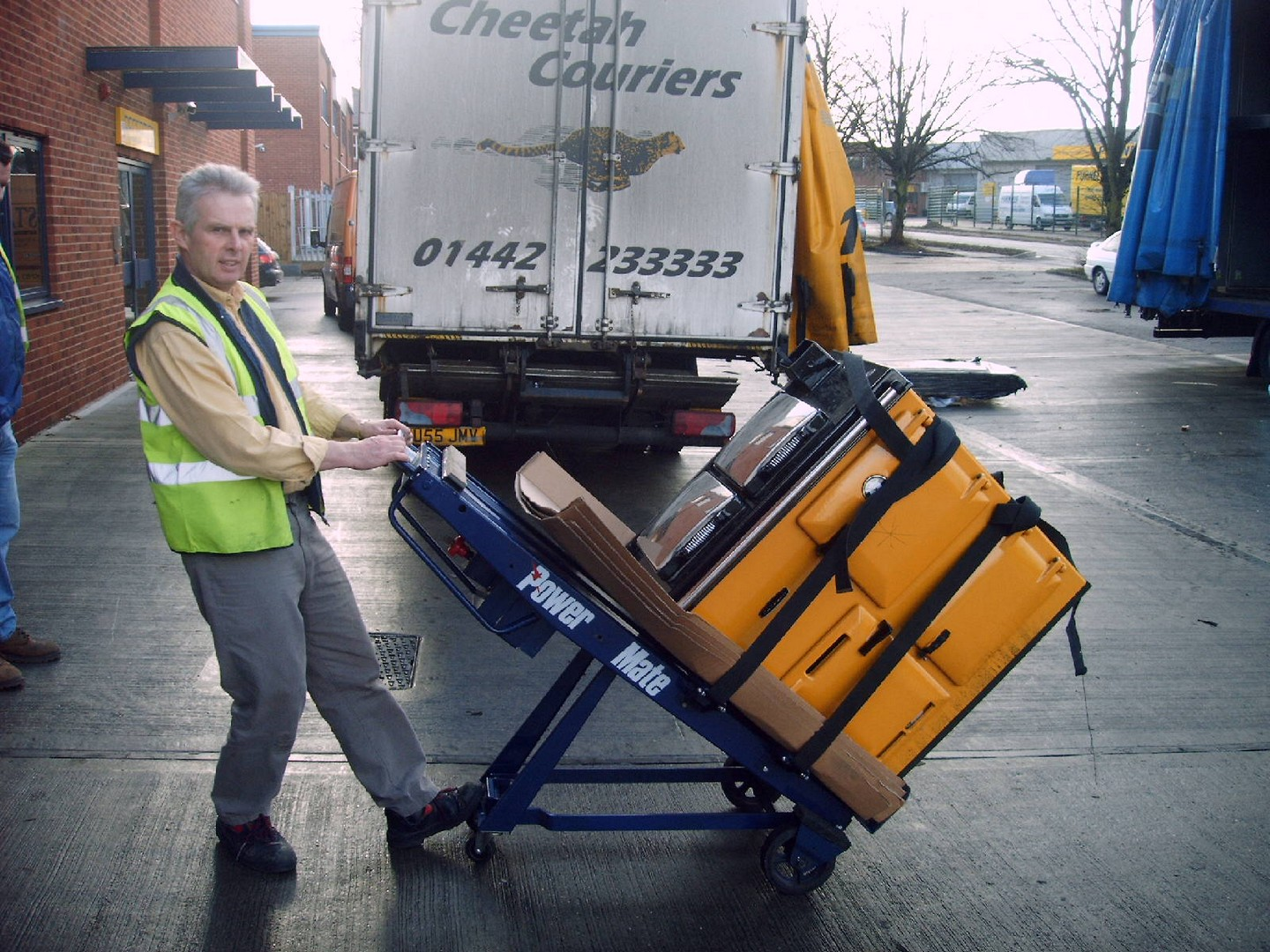 Stair Climber - Powered 680kg SWL