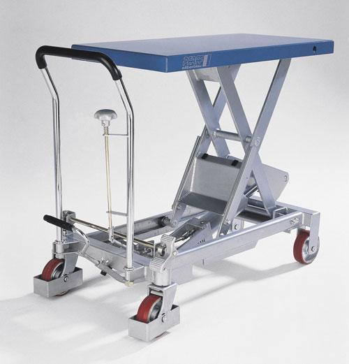 Scissor Table Hydraulic 500kg SWL