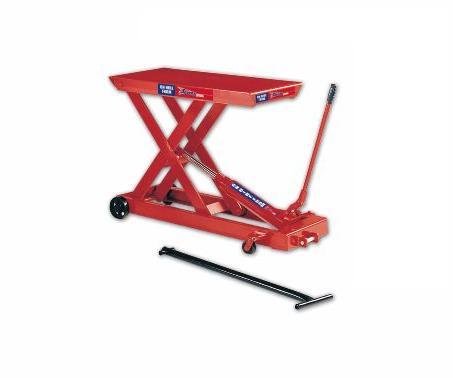 Scissor Table Hydraulic 2t SWL