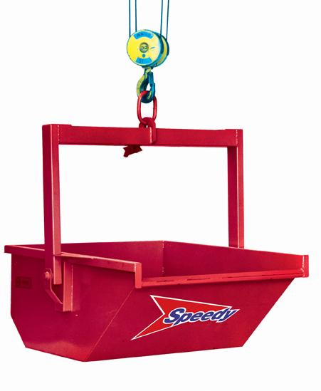 Boat Skip - 1500ltr 3t SWL