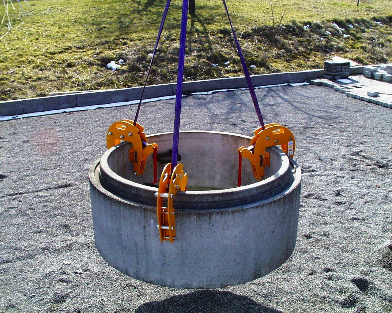 Manhole Chain Clamp 3t