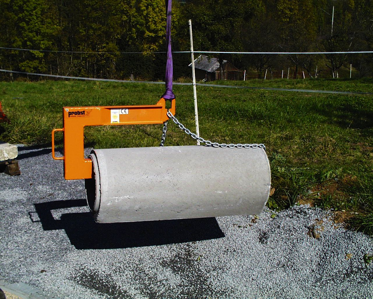 Pipe Laying Hook 3t SWL