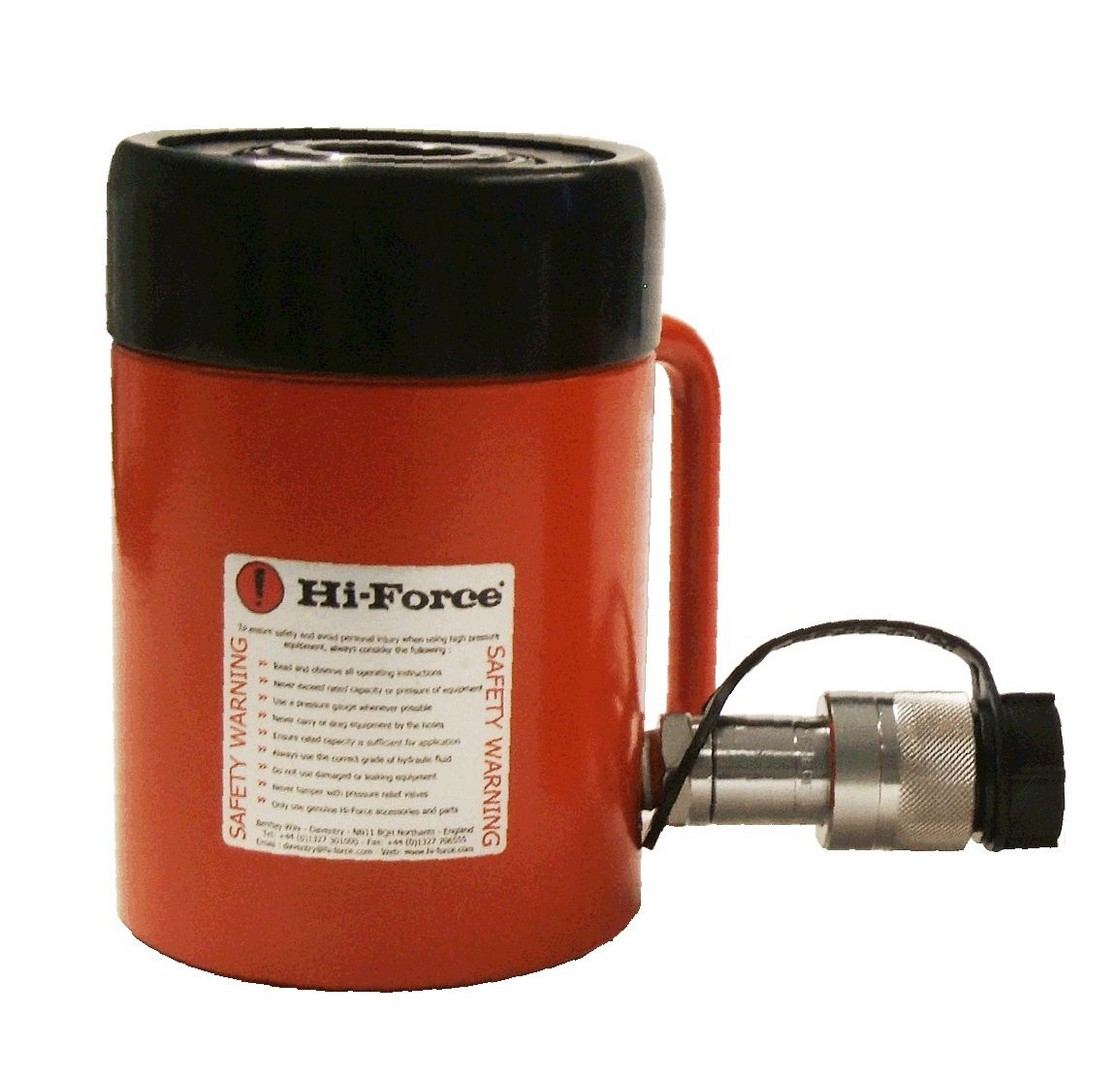 Hollow Cylinder 33t SWL 50mm Stroke 165mm Closed Height