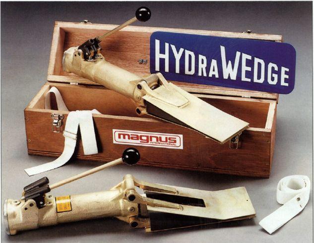 Hydrawedge - 50t SWL