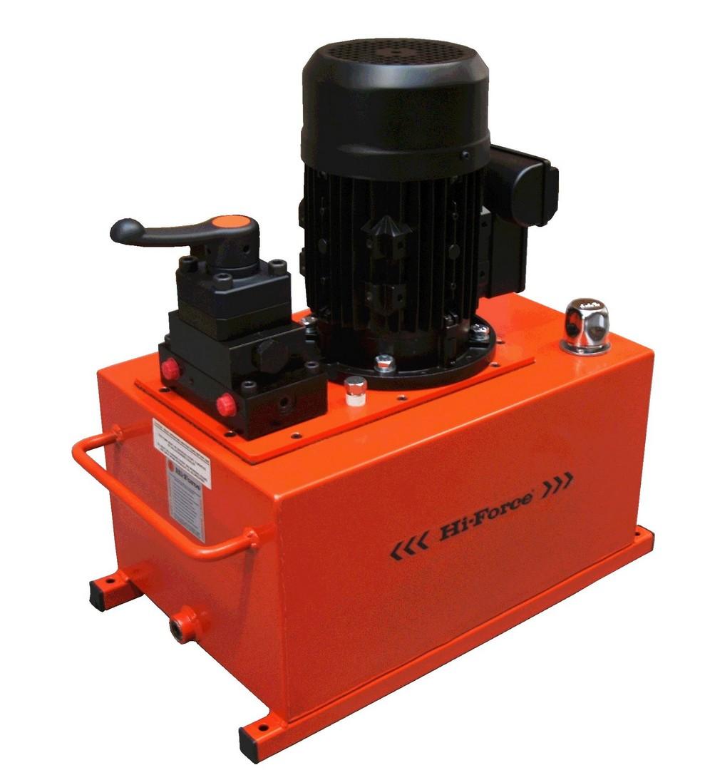 Hydraulic Pump Electric 110v 17.7 Litre