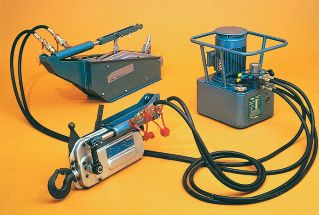 Lifting / Pulling Winch Hydraulic 1.6t SWL