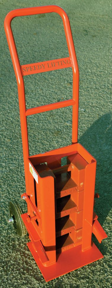 Test Weight Trolley - 100kg SWL