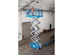 Electric Scissor Lifts | Speedy Services
