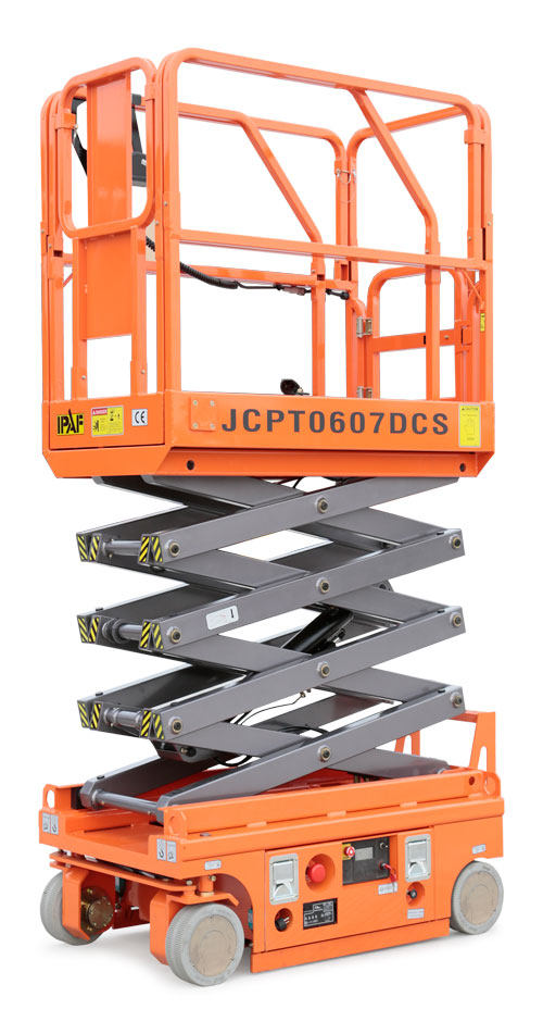 Dingli Jcpt0607dcs 5.6m Scissor Lift Swl 240kg
