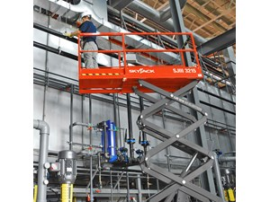 Electric Scissor Lifts | Speedy Services