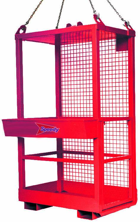 Access Cage - Crane Lift - 4 Man