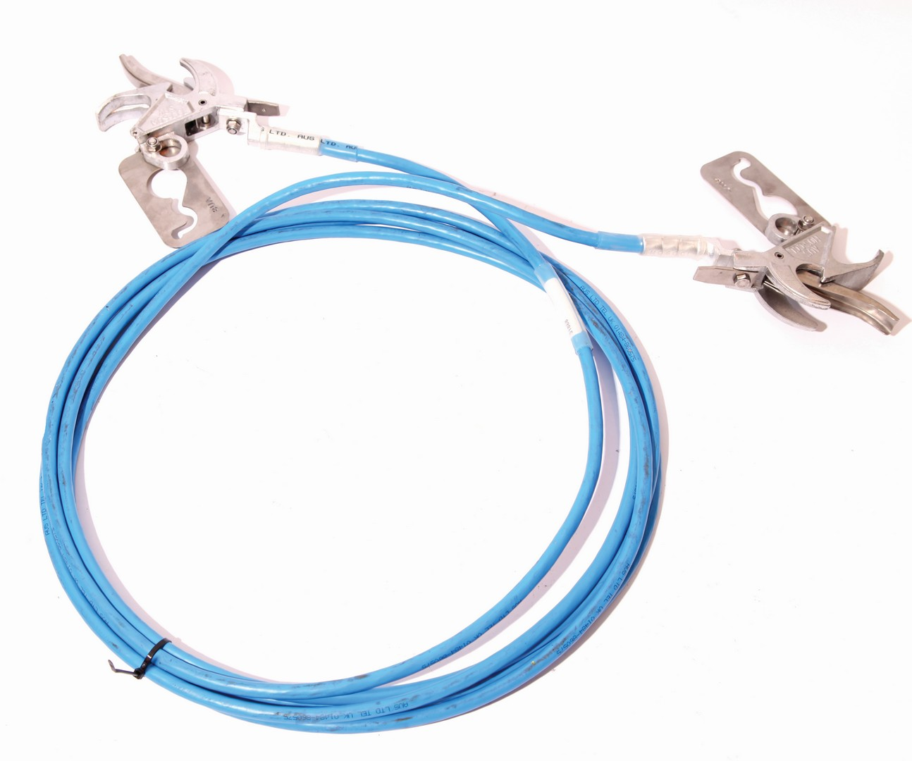 Blue 8m Jumper Cable