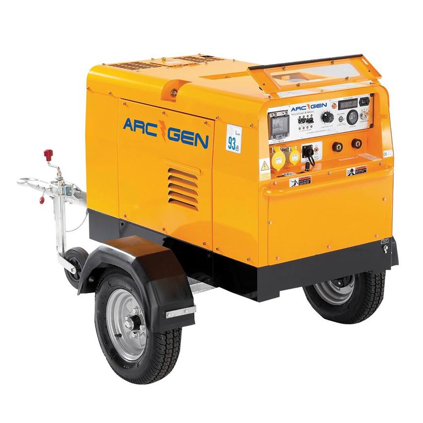 Arc Gen 300AVC Weldmaker Diesel 30-300a 327Kg