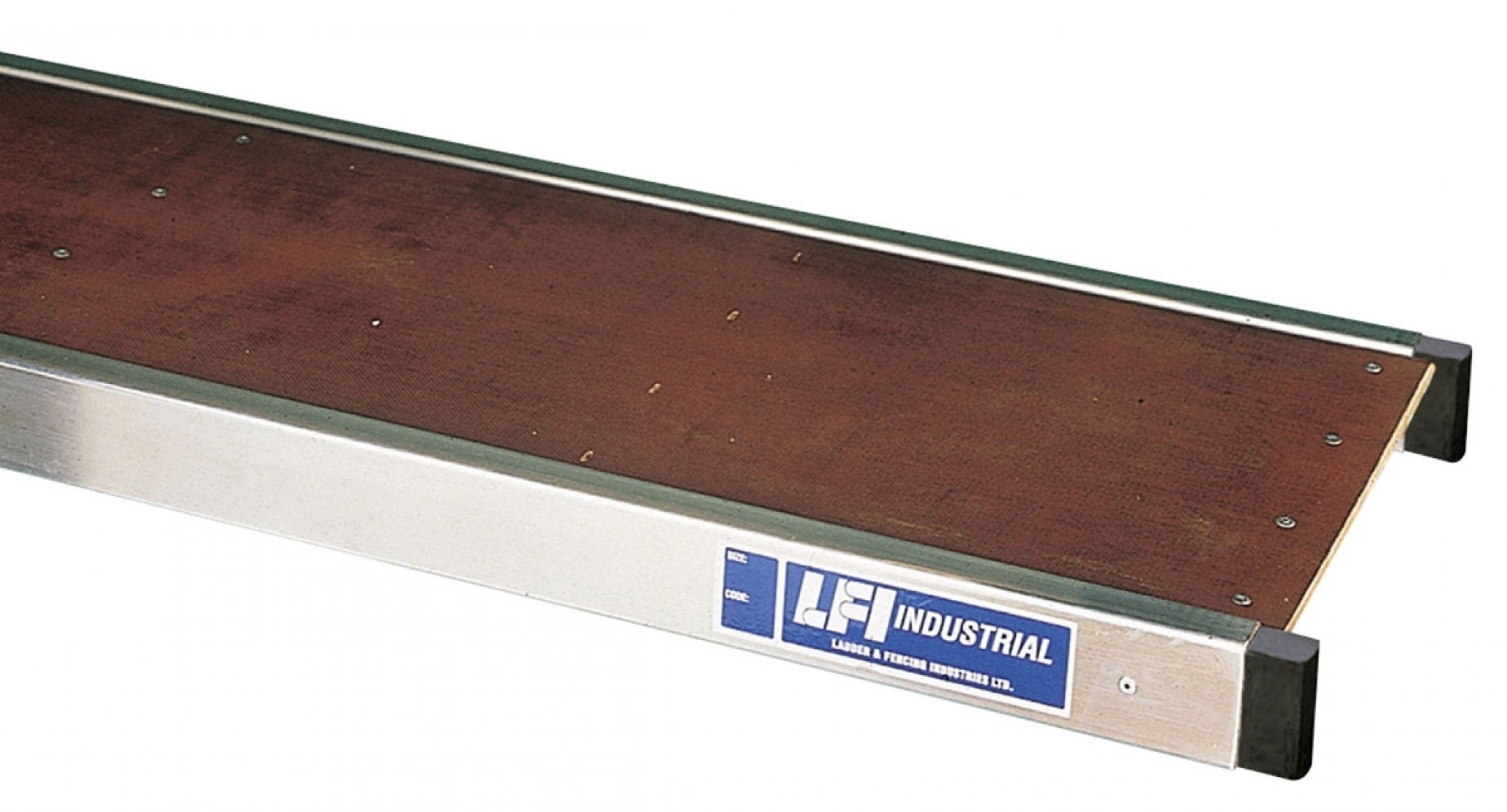 Alloy Staging Board 450mm 3.6m 17Kg