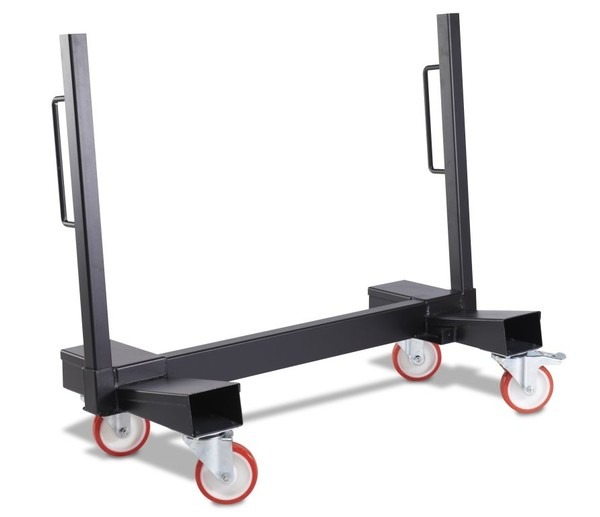 Armorgard  LA750 LoadAll 4-Wheel Board Trolley 750Kg SWL