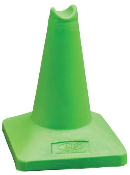 JSP 30cm Sand Weighted Sports Cone - Green