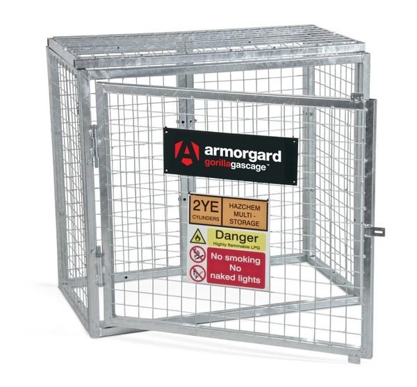 Modular Gas Cage - 1000 x 500 x 900mm