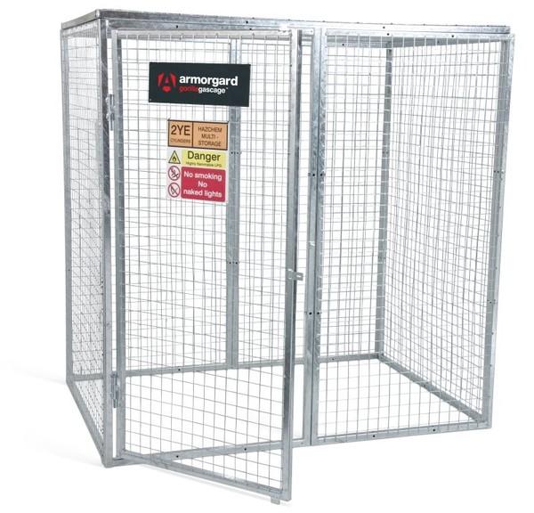 Modular Gas Cage - 1800 x 1200 x 1800mm
