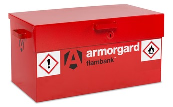Flambank Hazardous Storage Box  985 x 540 x 475