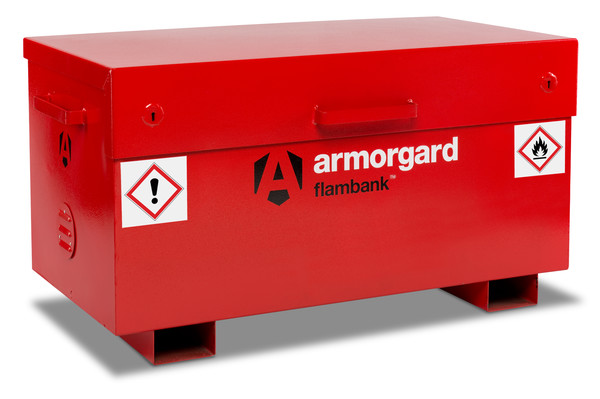 Flambank Hazardous Storage Box  1275 x 675 x 665