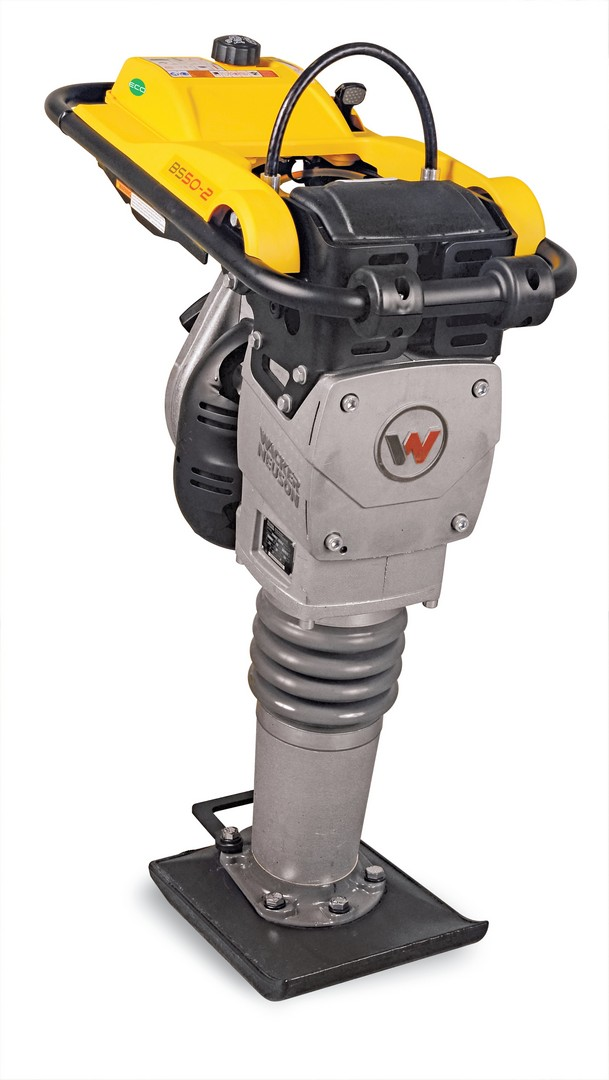 Wacker Neuson BS 50-2 Trench Rammer Petrol 165mm