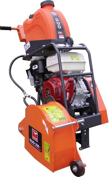 Altrad Belle Duo350X 350mm Twin-Blade Floor Saw Petrol 120Kg
