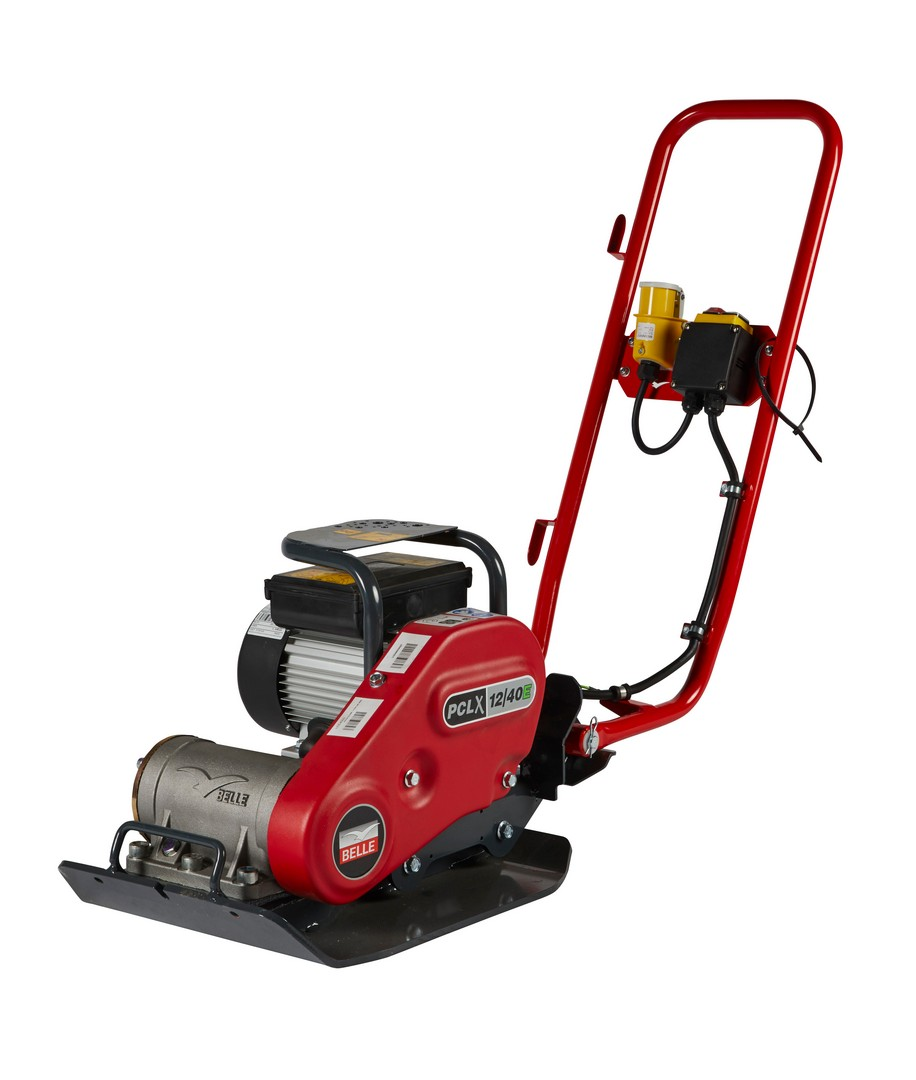 Electric Compactor 380mm