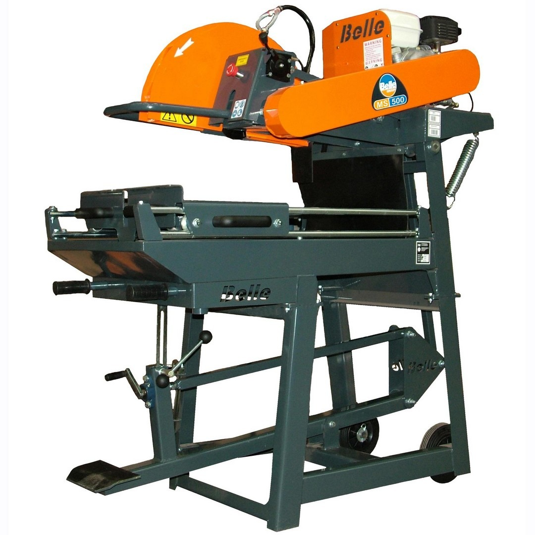 Altrad Belle MS501 Bench Saw Petrol 202.5Kg