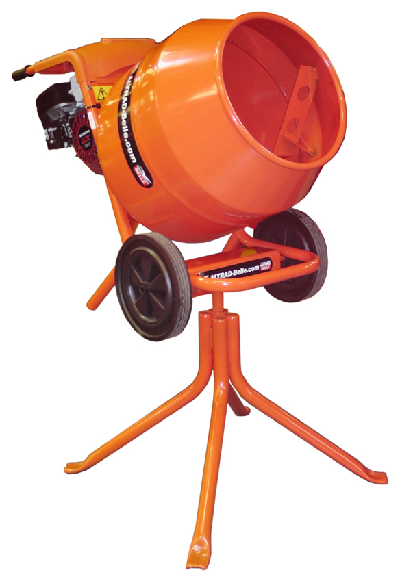 Belle MiniMix 150 Tip-Up Concrete Mixer 110v