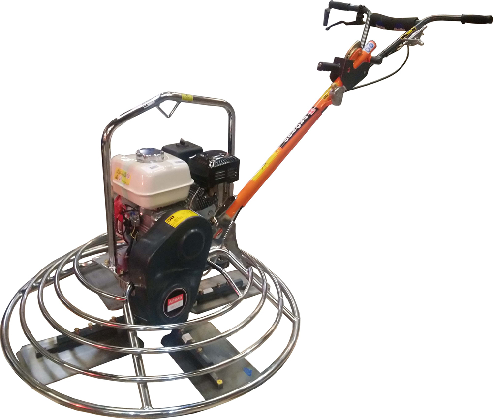 Altrad Belle Pro 925mm Concrete Power Trowel Petrol 79.5kg