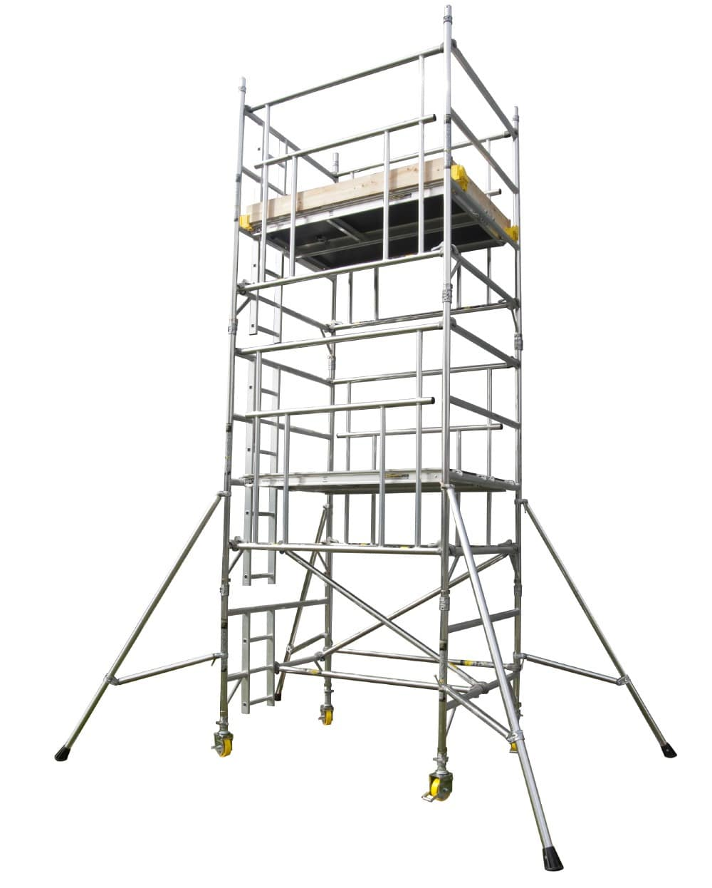 Boss Standard 2.5m Tower 11.8m Handrail Height 411Kg