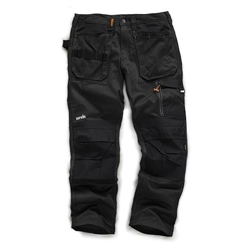 Scruffs 3D Trade Trouser Graphite 30R