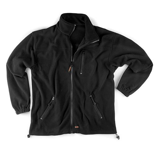 Scruffs WR Worker Fleece Black Size M