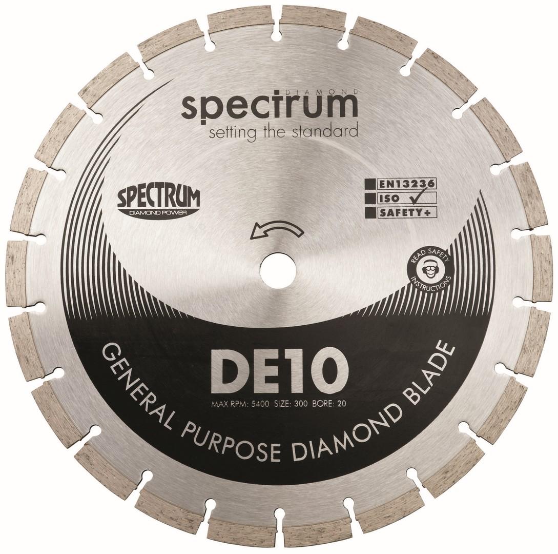 OX Standard General Purpose 300mm Diamond Blade