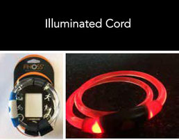 Illuminated Cord - Red