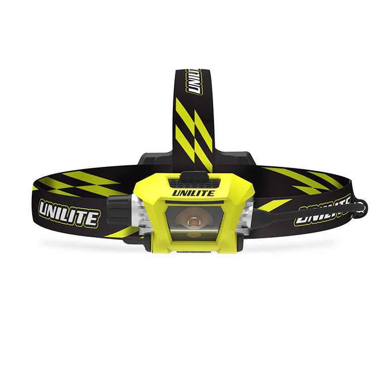 Unilite PS-HDL9R High Power LED Head Torch Rechargeable