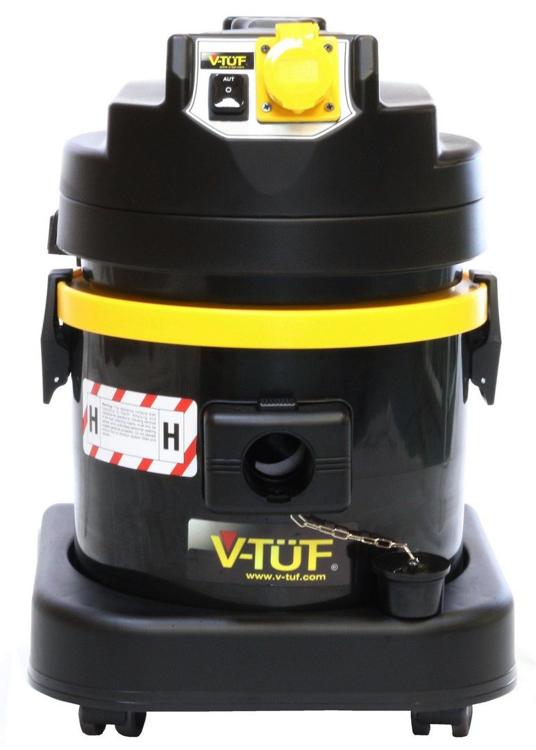 110v H Class Certified Dust Extractor