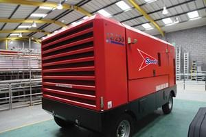 Standard Pressure Compressor 300cfm