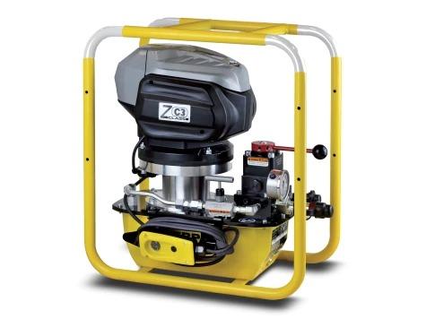 Enerpac ZC3404JE-RS Hydraulic Stressing Pump 84v 34.8Kg