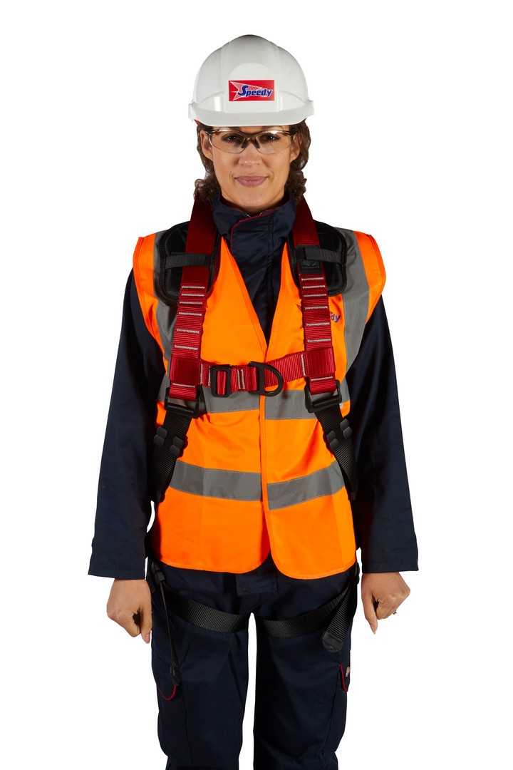 Safety Harness Female