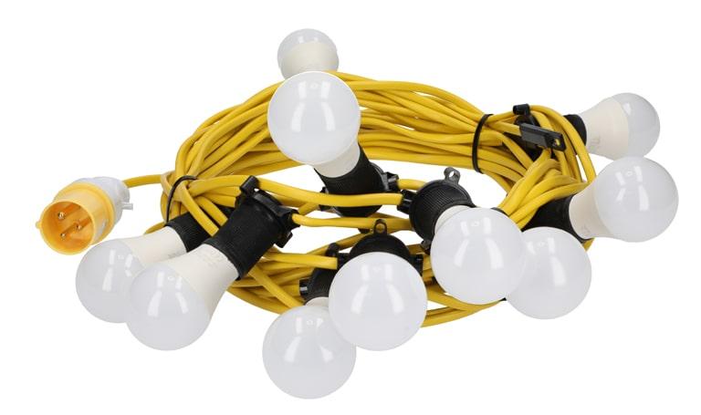 Festoon 22m LED Light Energy Saving Kit 110v 3.6Kg