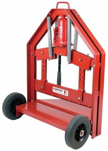 Fairport H65 Hydraulic Block Splitter 650mm 99Kg